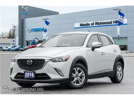2016 Mazda CX-3 GS (Stk: 19-509A) in Richmond Hill - Image 1 of 18