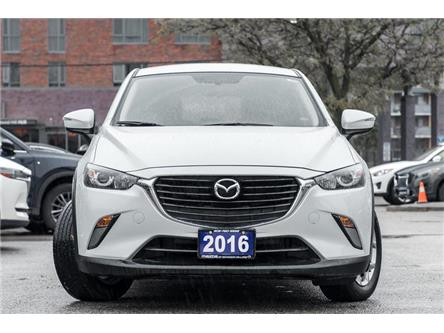 2016 Mazda CX-3 GS (Stk: 19-509A) in Richmond Hill - Image 2 of 18