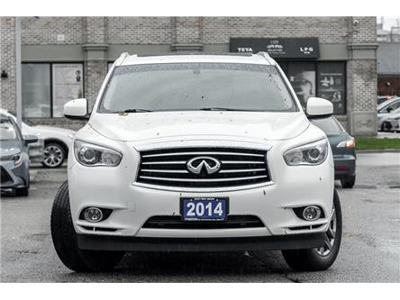 2014 Infiniti QX60 Base (Stk: 19-690AA) in Richmond Hill - Image 2 of 20