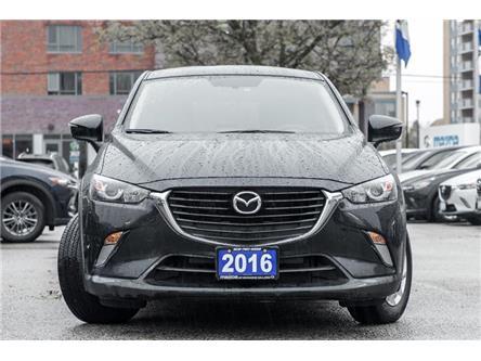 2016 Mazda CX-3 GS (Stk: 20-019A) in Richmond Hill - Image 2 of 19