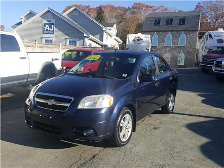 2010 Chevrolet Aveo LT (Stk: ) in Dartmouth - Image 1 of 18