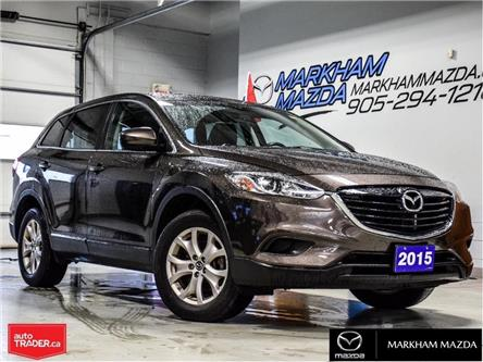 2015 Mazda CX-9 GS (Stk: Q190792A) in Markham - Image 1 of 28