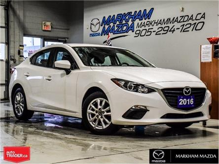2016 Mazda Mazda3 GS (Stk: P1924) in Markham - Image 1 of 27
