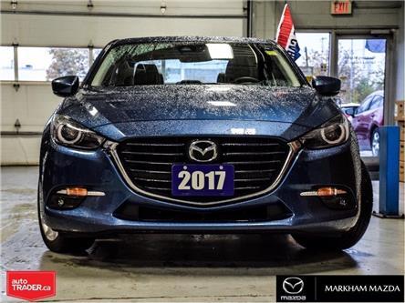 2017 Mazda Mazda3 GT (Stk: D5200022A) in Markham - Image 2 of 28