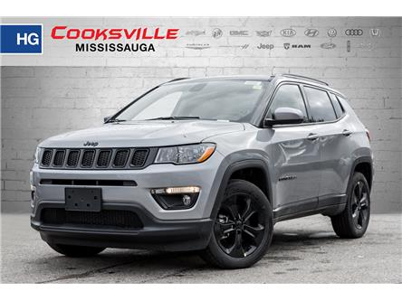 2020 Jeep Compass North (Stk: LT129534) in Mississauga - Image 1 of 19