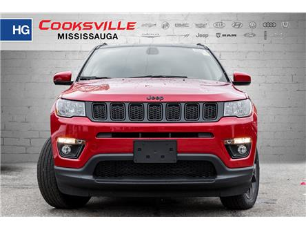 2020 Jeep Compass North (Stk: LT129539) in Mississauga - Image 2 of 19