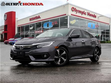 2018 Honda Civic Touring (Stk: U2121) in Guelph - Image 1 of 26