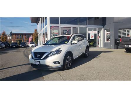 2018 Nissan Murano SL (Stk: P0122) in Duncan - Image 1 of 19