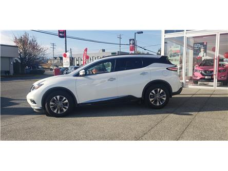 2018 Nissan Murano SL (Stk: P0122) in Duncan - Image 2 of 19