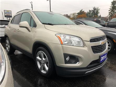 2015 Chevrolet Trax LTZ (Stk: 19B617A) in Tillsonburg - Image 1 of 13