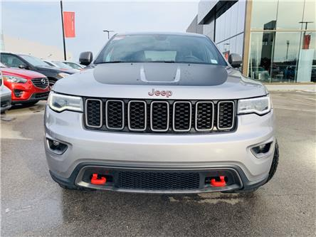 2017 Jeep Grand Cherokee Trailhawk (Stk: H2494A) in Saskatoon - Image 2 of 24