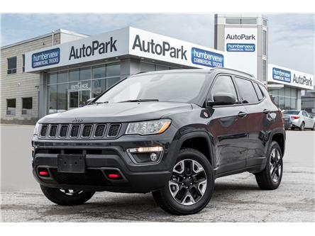 2018 Jeep Compass Trailhawk (Stk: APR4294) in Mississauga - Image 1 of 20