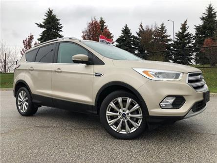 2017 Ford Escape Titanium (Stk: 1809W) in Brampton - Image 1 of 18
