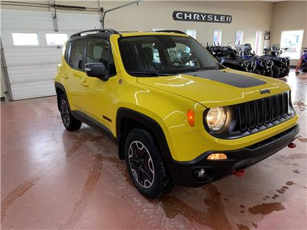 2016 Jeep Renegade Trailhawk (Stk: N19-44A) in Nipawin - Image 1 of 19