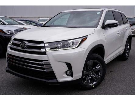 2019 Toyota Highlander Limited (Stk: 27808) in Ottawa - Image 1 of 25