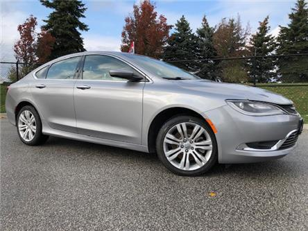2015 Chrysler 200 Limited (Stk: 1787W) in Brampton - Image 1 of 26