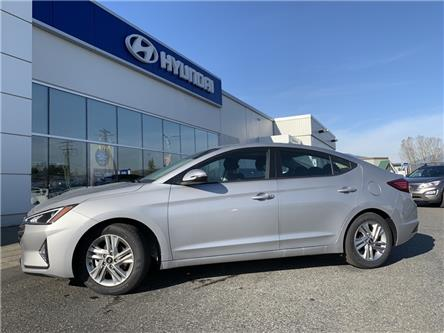 2020 Hyundai Elantra Preferred w/Sun & Safety Package (Stk: HA2-4742) in Chilliwack - Image 1 of 12