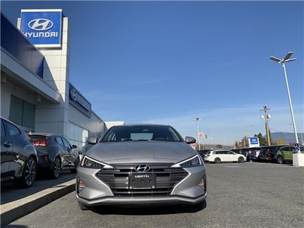 2020 Hyundai Elantra Preferred w/Sun & Safety Package (Stk: HA2-4742) in Chilliwack - Image 2 of 12