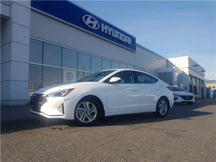 2020 Hyundai Elantra Preferred w/Sun & Safety Package (Stk: HA2-9039) in Chilliwack - Image 1 of 12