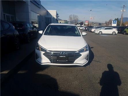 2020 Hyundai Elantra Preferred w/Sun & Safety Package (Stk: HA2-9039) in Chilliwack - Image 2 of 12