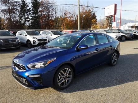 2020 Kia Forte EX+ (Stk: K02-9283) in Chilliwack - Image 1 of 15