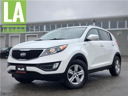 2014 Kia Sportage LX (Stk: 3210) in North York - Image 1 of 25