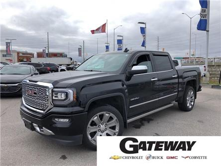 2018 GMC Sierra 1500 Denali|4x4|Sunroof|Leather|Navi| (Stk: 163006A) in BRAMPTON - Image 1 of 19