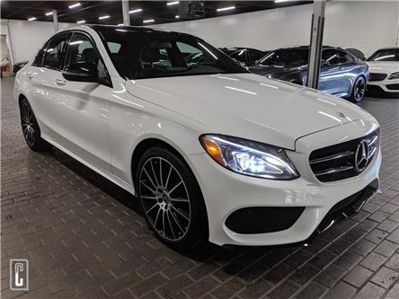 2018 Mercedes-Benz C-Class Base (Stk: 4852) in Oakville - Image 1 of 23