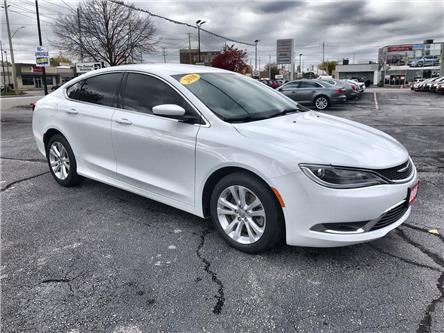 2016 Chrysler 200 Limited (Stk: 191591A) in Windsor - Image 1 of 12
