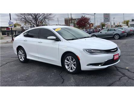 2016 Chrysler 200 Limited (Stk: 191591A) in Windsor - Image 2 of 12