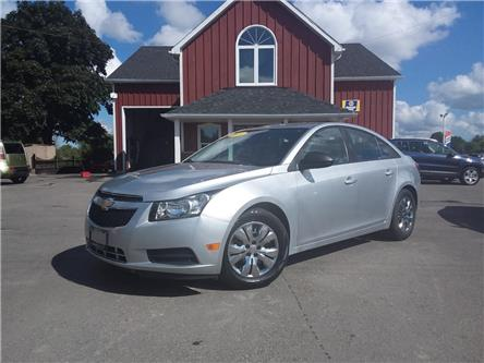 2014 Chevrolet Cruze 2LS (Stk: 13) in Dunnville - Image 1 of 23
