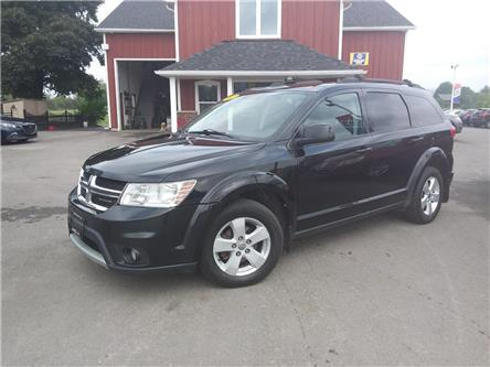 2012 Dodge Journey SXT & Crew (Stk: 27) in Dunnville - Image 1 of 22