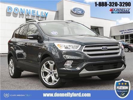 2019 Ford Escape Titanium (Stk: PLDU6304) in Ottawa - Image 1 of 28