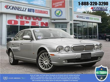 2006 Jaguar XJ XJ8 (Stk: PBWDS1068A) in Ottawa - Image 1 of 28