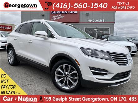 2016 Lincoln MKC Select AWD | LEATHER | BU CAM | NAVI | BLUTOOTH (Stk: P12725) in Georgetown - Image 1 of 28