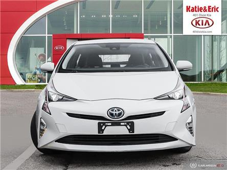 2017 Toyota Prius Touring (Stk: NR19022A) in Mississauga - Image 2 of 28