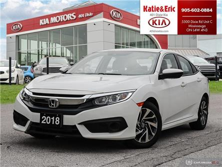 2018 Honda Civic SE (Stk: SO19118A) in Mississauga - Image 1 of 28