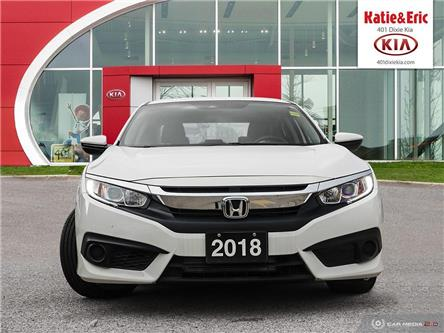 2018 Honda Civic SE (Stk: SO19118A) in Mississauga - Image 2 of 28