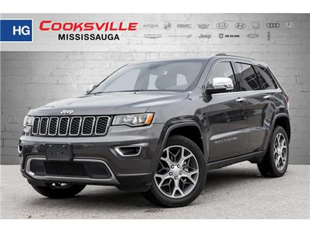 2019 Jeep Grand Cherokee Limited (Stk: 8092PR) in Mississauga - Image 1 of 21