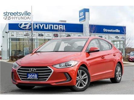 2018 Hyundai Elantra GL SE (Stk: P0763) in Mississauga - Image 1 of 19