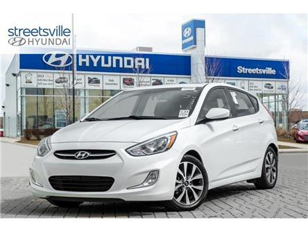 2017 Hyundai Accent  (Stk: P0748) in Mississauga - Image 1 of 18