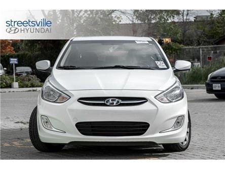 2017 Hyundai Accent  (Stk: P0748) in Mississauga - Image 2 of 18