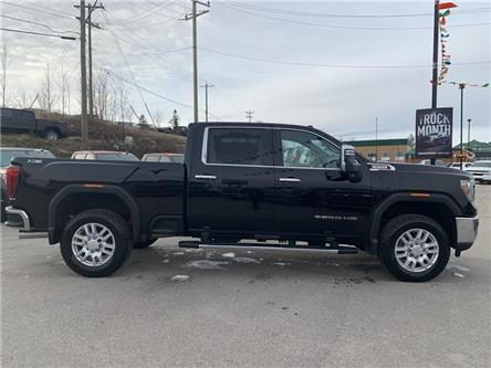 2020 GMC Sierra 3500HD SLT (Stk: 20-024) in Hinton - Image 2 of 21