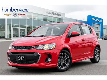 2017 Chevrolet Sonic LT Auto (Stk: 19SK036A) in Toronto - Image 1 of 20