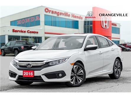 2016 Honda Civic EX-T (Stk: F19256A) in Orangeville - Image 1 of 20