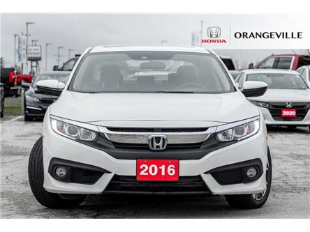 2016 Honda Civic EX-T (Stk: F19256A) in Orangeville - Image 2 of 20