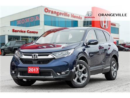 2017 Honda CR-V EX-L (Stk: V19315A) in Orangeville - Image 1 of 20
