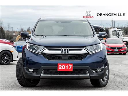 2017 Honda CR-V EX-L (Stk: V19315A) in Orangeville - Image 2 of 20