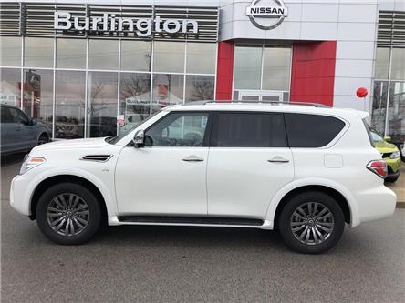 2019 Nissan Armada Platinum (Stk: A6656) in Burlington - Image 2 of 23
