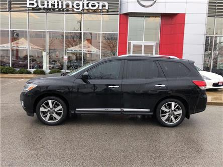 2015 Nissan Pathfinder Platinum (Stk: A6834) in Burlington - Image 2 of 16